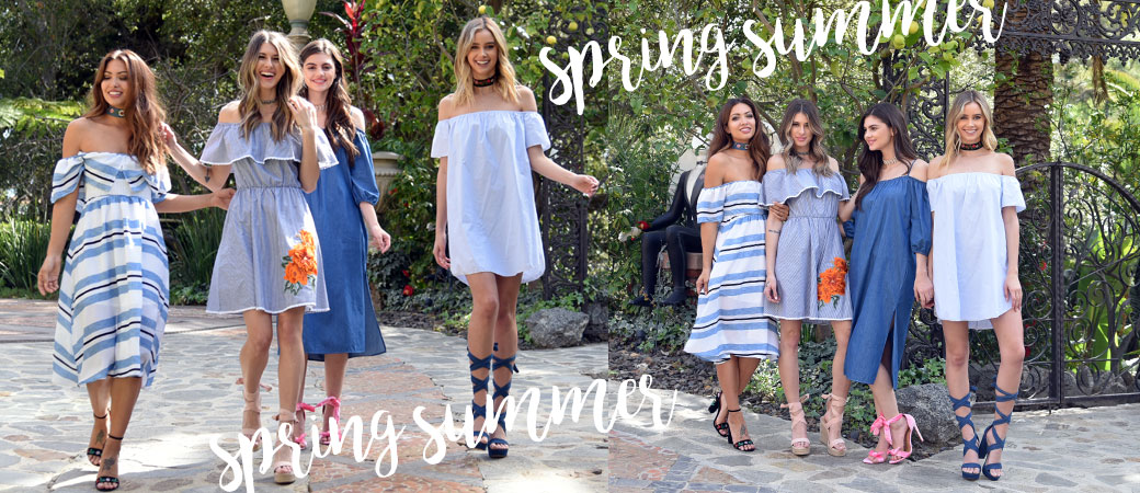 Women's Summer & Spring Clothing from Wholesale Clothing Suppliers