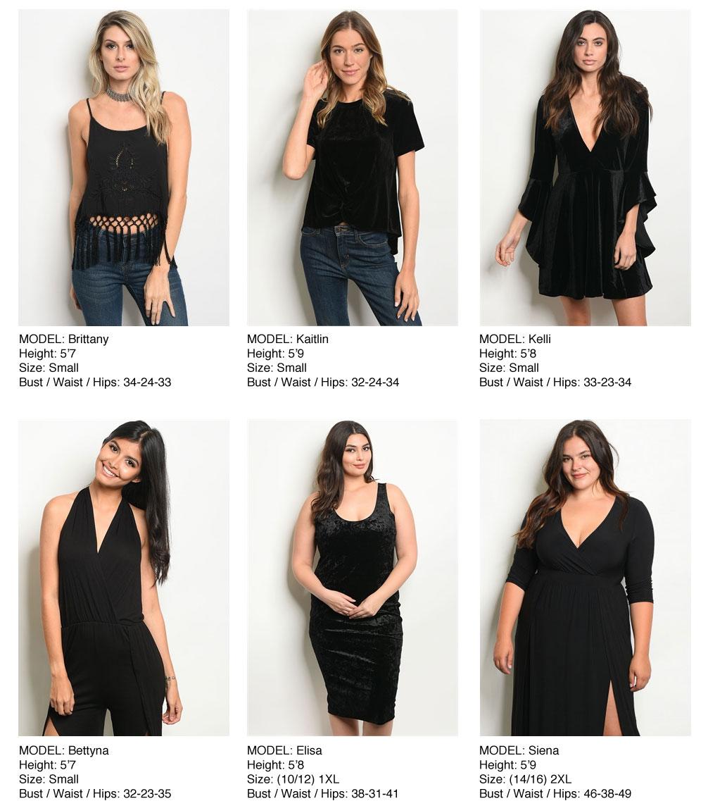 Fashion Wholesale, Jean, Tops Plus Sizes, Discount Juniors ...