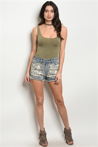 S2-9-3-S40179 DENIM SHORTS 2-2-2