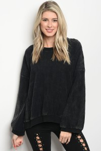 S7-1-1-T23642 BLACK SWEATER 2-1