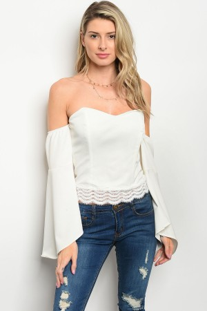 116-1-2-T3255 IVORY TOP 2-2-2