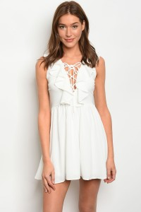 132-1-2-D71028 OFF WHITE DRESS 2-1-1