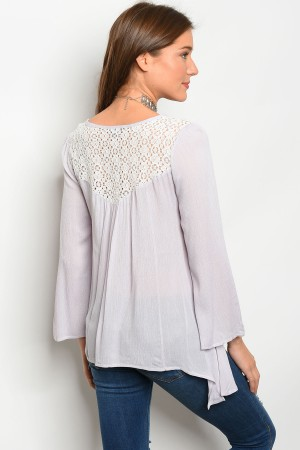 114-1-3-T3284 LILAC TOP 2-2-2