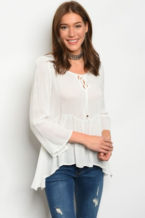 S4-1-1-T3284 OFF WHITE TOP 2-2-2