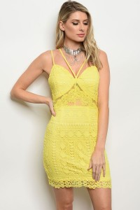 S13-7-2-D01819 YELLOW DRESS 2-2-2