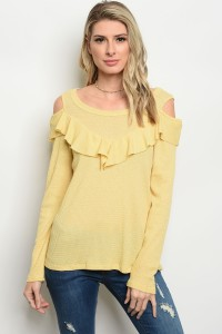 C3-B-2-T2811 YELLOW TOP 2-2-2