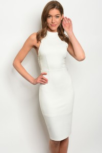 S2-10-4-D2708 OFF WHITE DRESS 2-2-2