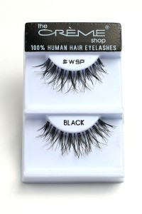 211-2-2-#WSP THE CRÈME SHOP EYELASHES/12PCS